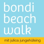 Bondi Beach walk logo